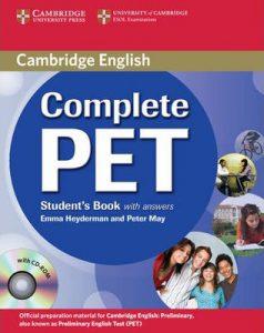 Снимка на Complete PET в курсовете по английски за деца и ученици в езикова академия Интелекти - Велико Търново.