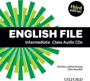 Учебната система English File Intermediate в курсовете по общ английски за възрастни в езикова академия Интелекти - Велико Търново.