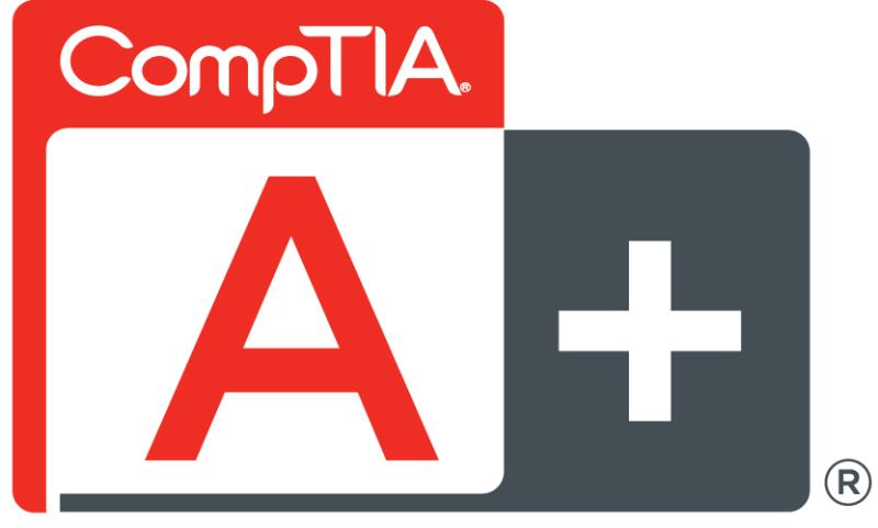 Логото на сертификата на Cisco мрежовата академия CompTIA A+