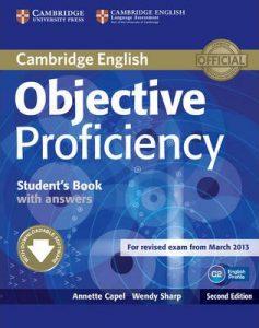 Учебната система Objective Proficiency, която се използва за сертификатната подготовка за Cambridge English: Proficiency в езикова академия Интелекти - Велико Търново.