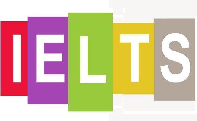 Емблемата на сертификата IELTS, който присъства в нашата сертификатна подготовка в езикова академия Интелекти Велико Търново.