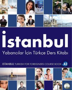 Снимка на учебника A2 от курсовете по турски език в езикова академия Интелекти - Велико Търново.