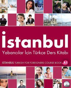 Снимка на учебника A1 от курсовете по турски език в езикова академия Интелекти - Велико Търново.
